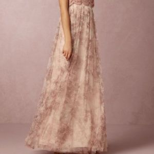 BHLDN x Jenny Yoo Women's 10 Louise Tulle SKIRT